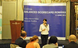 Conferinta Balanced Scorecard Romania 2016